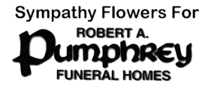 Pumphrey Funeral Home Flowers