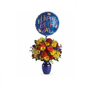 Silver spring flower shop silver springs 1 florist hoover fly away birthday bouquet mightylinksfo