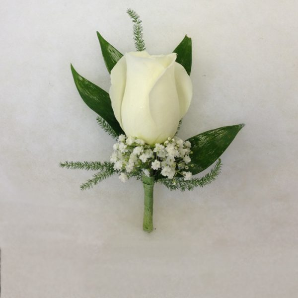 Boutonniere long stem rose hoover fisher florist boutonniere long stem rose mightylinksfo