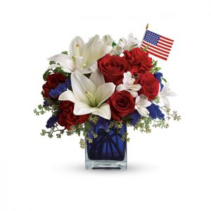 Silver spring md florist flower delivery hoover fisher florist america the beautiful mightylinksfo