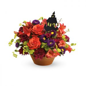 Silver spring flower shop silver springs 1 florist hoover haunted house bouquet mightylinksfo